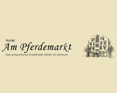 """Hotel """"Am Pferdemarkt"""""""